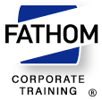 Fathom Corporate Training Logo